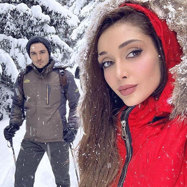 بیوگرافی الناز گلرخ و همسرش حمید فدایی + حواشی و اینستاگرام