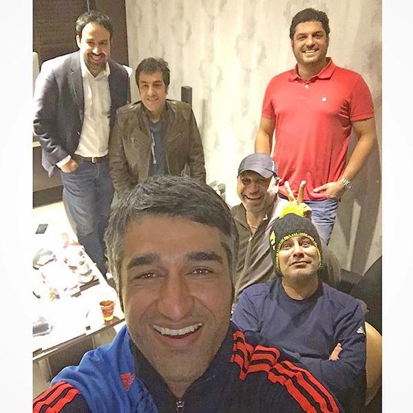 نکات خواندنی در مورد پژمان جمشیدی بازیگر و فوتبالیست محبوب +عکس