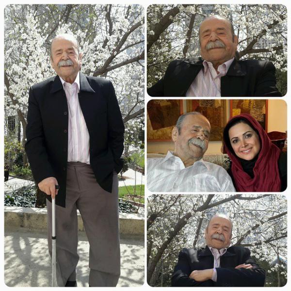 بیوگرافی محمدعلی کشاورز   علت مرگ محمدعلی کشاورز + عکس