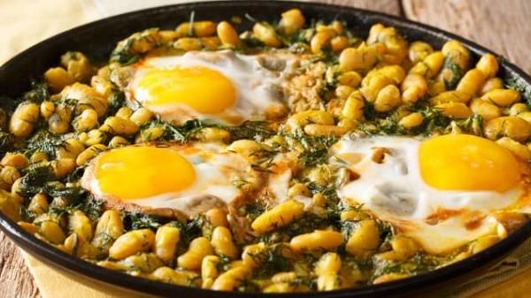 20 خوشمزه ترین غذاها با تخم مرغ | از کوکو تا شاک شوکا