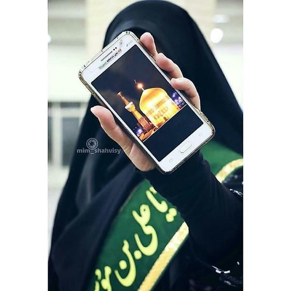عکس پروفایل دختر چادری جدید + متن های زیبا برای بیو اینستا و تلگرام