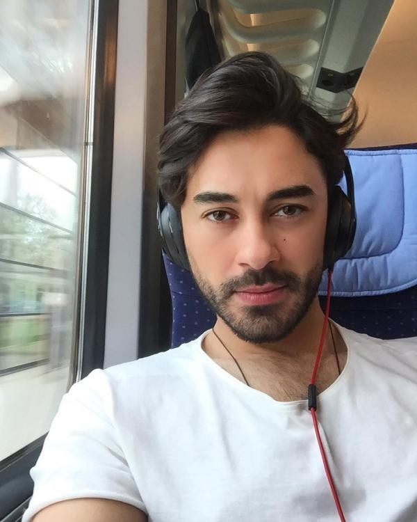 بیوگرافی گوکان آلکان بازیگر و مدل ترکیه ای gokhan_alkan@