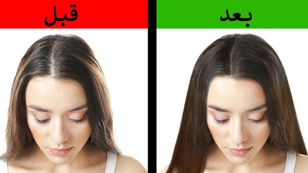10 راهکار خانگی برای پرپشت شدن موی سر (روش های آسان و کاربردی)