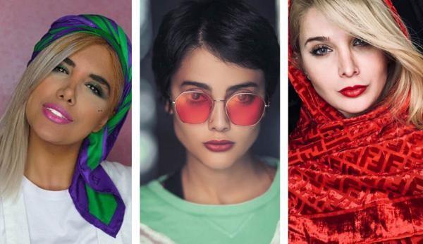 پرطرفدارترین شاخ های مجازی ایران چه کسانی هستند ؟