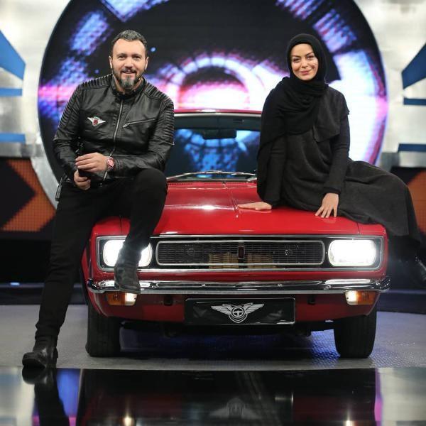ساشا سبحانی در سریال آقازاده sasha_sobhani@