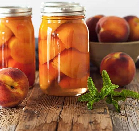طرز تهیه انواع کمپوت خانگی | سیب | گلابی | گیلاس | هلو