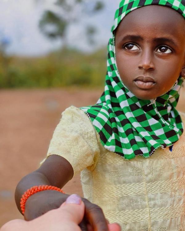 آشنایی با زیباترین قبیله در قاره آفریقا + عکس