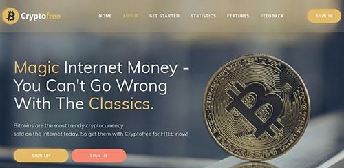 کسب بیت کوین رایگان از سایت Cryptofree | آموزش و نحوه برداشت