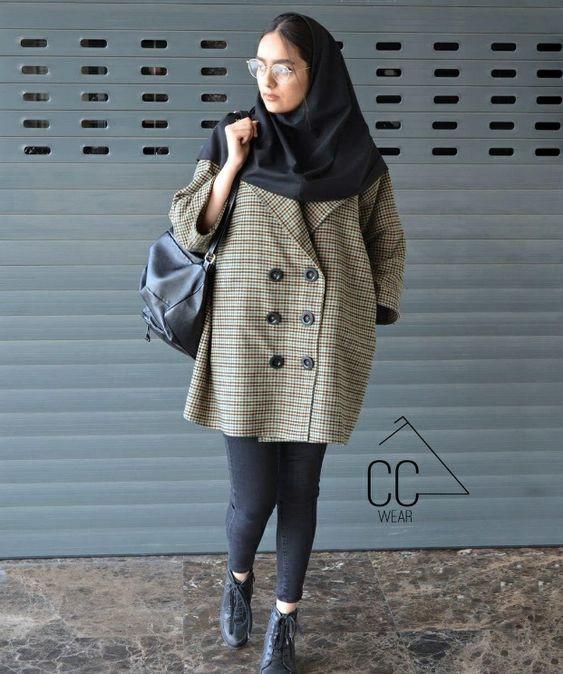 تیپ دانشجویی دخترانه جدید 2020 بهترین مدهای جدید و زیبا