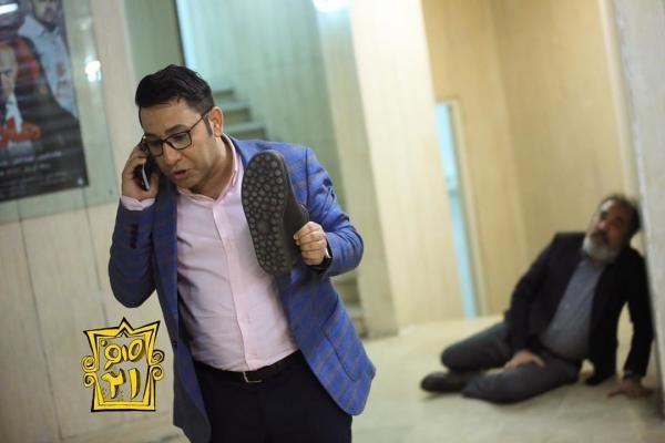 عکس و اسامی بازیگران سریال 021 شبکه سوم سیما