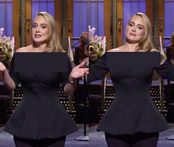 کاهش وزن ادل خواننده مشهور (عکس های باورنکردنی!)