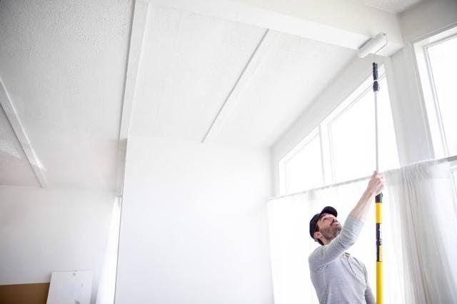 چگونه دیوار خود را مانند یک حرفه ای رنگ آمیزی کنیم؟