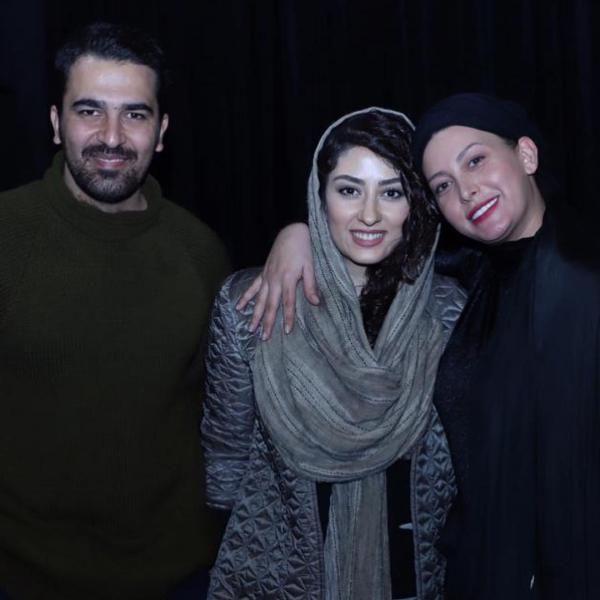 بیوگرافی الهام طهموری و همسرش + عکس های الهام طهموری و اینستاگرام