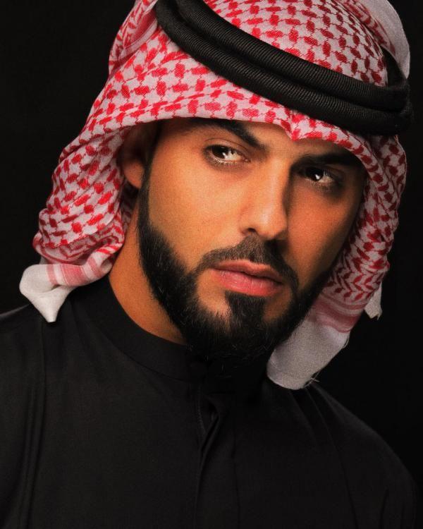 بیوگرافی عمر برکان الغلا مدل عراقی Omar Borkan + عکس
