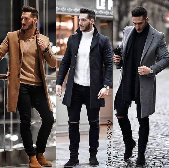 مدل لباس زمستانی پسرانه و مردانه اسپرت 2021 + راهنمای ست کردن