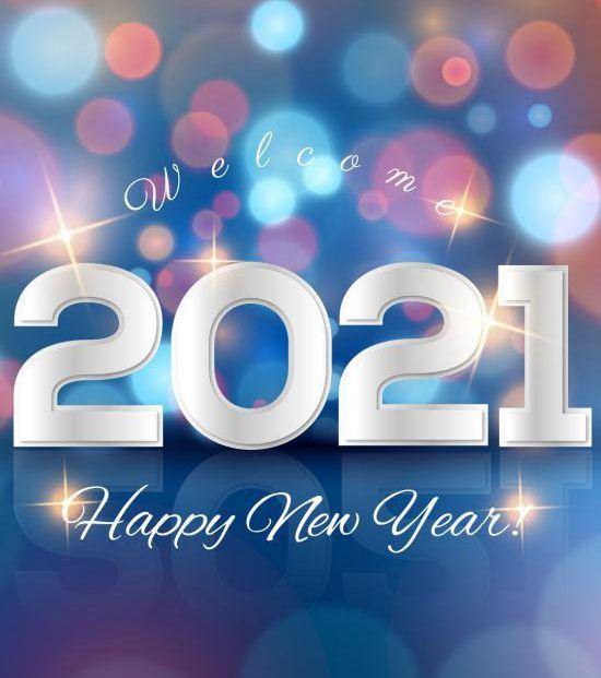 عکس تبریک سال نو میلادی 2021 | عکس پروفایل تبریک کریسمس ۲۰۲۱