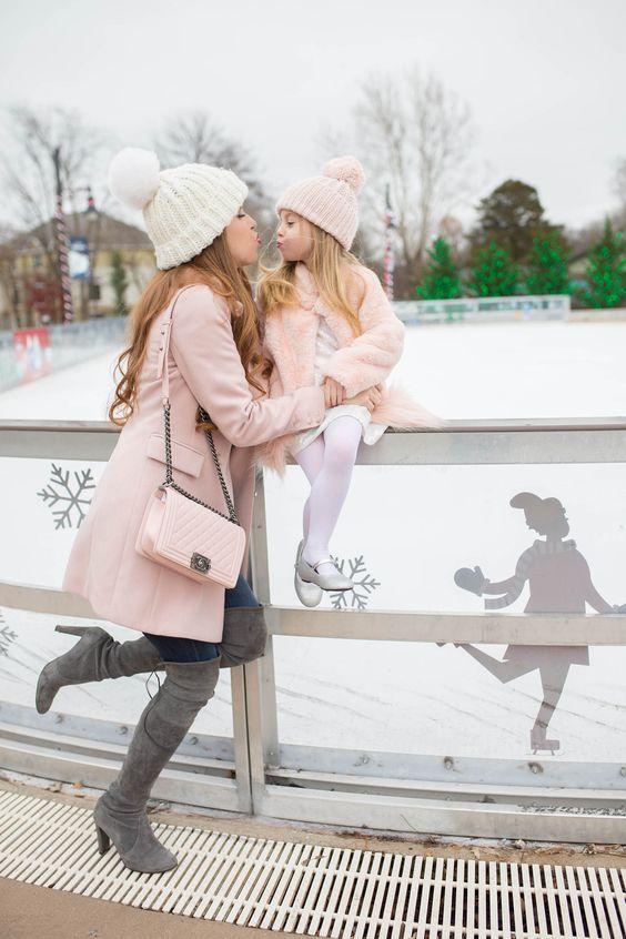 تیپ زمستانی شیک و جدید دخترانه و زنانه 2021 مد روز