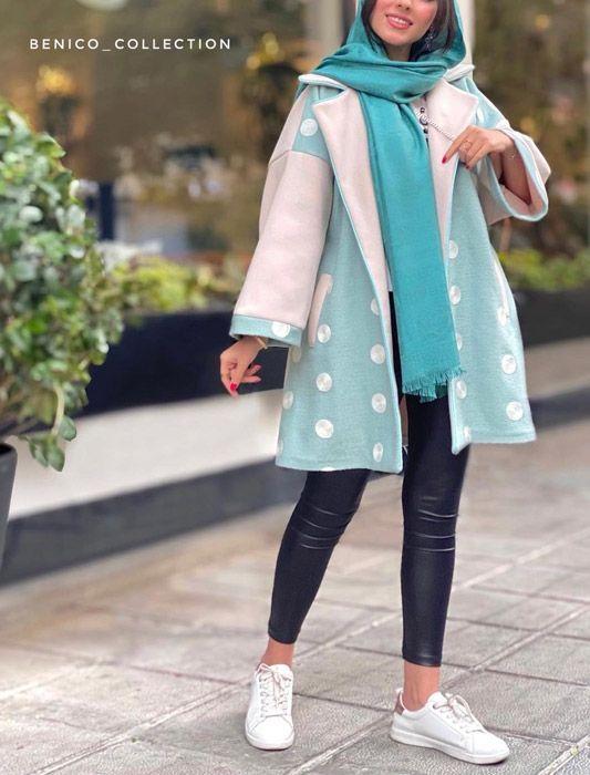جدیدترین مدل مانتوهای عید نوروز 1400 در طرح و رنگ های متنوع مد روز