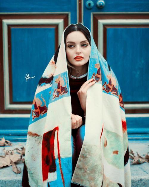 ازدواج نیلوفر پارسا و مهدی حسینی + عکس و ماجرای ازدواج
