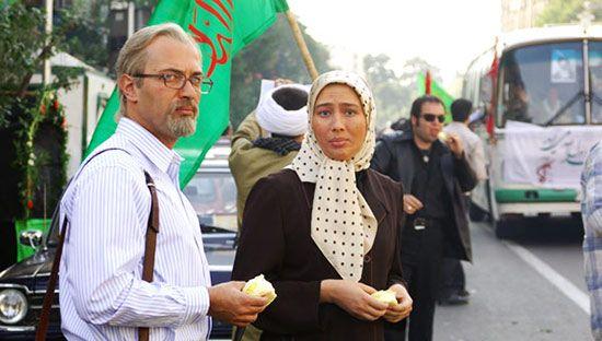 عکس و اسامی بازیگران سریال در چشم باد + داستان