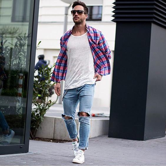 مدل لباس مردانه عید نوروز 1400 (مدل های جدید + راهنمای خوش پوشی)