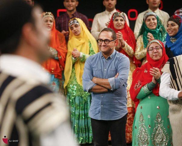 زمان پخش فصل جدید خندوانه در عید نوروز 1400 + عکس