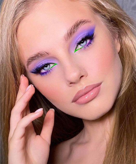 شخصیت شناسی از روی مدل آرایش خانم ها