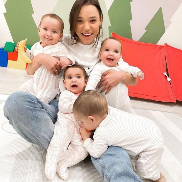 ماجرای زن 23 ساله ای که 11 فرزند دارد! + عکس