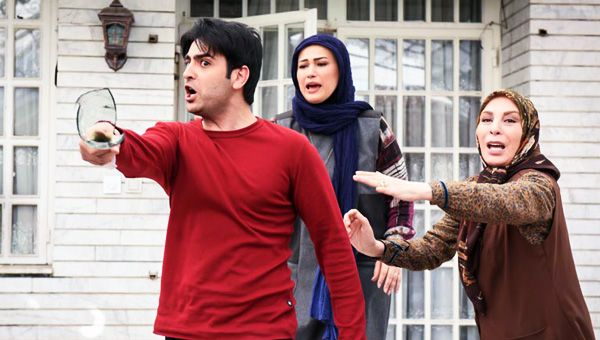 عکس و اسامی بازیگران سریال پریا + داستان و حواشی