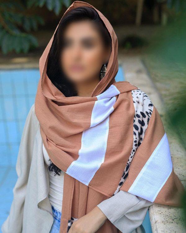 مدل شال و روسری جدید برای فصل بهار و تابستان 1400 + نکات خرید و انتخاب