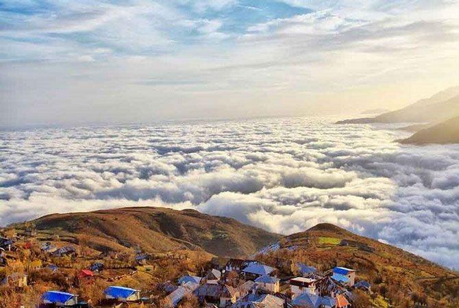 جاهای دیدنی مازندران | زیباترین مکان های گردشگری مازندران