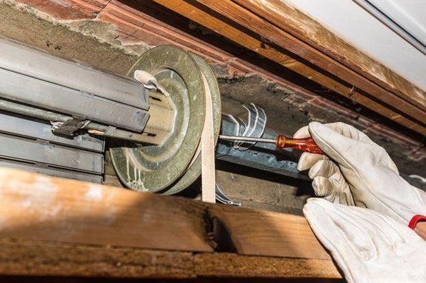 خدمات و تعمیرات انواع درب کرکره برقی