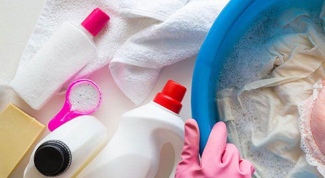 آموزش و نکات شستن لباسها با دست