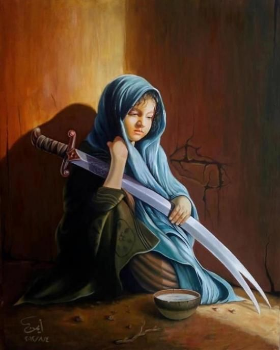 عکس و متن تسلیت شهادت حضرت علی + متن ها و اشعار جدید ۱۴۰۰
