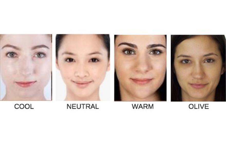 انتخاب رنگ مو با توجه به رنگ پوست و چشم