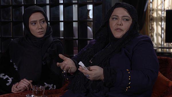 عکس و اسامی بازیگران سریال غیر علنی + داستان و حواشی