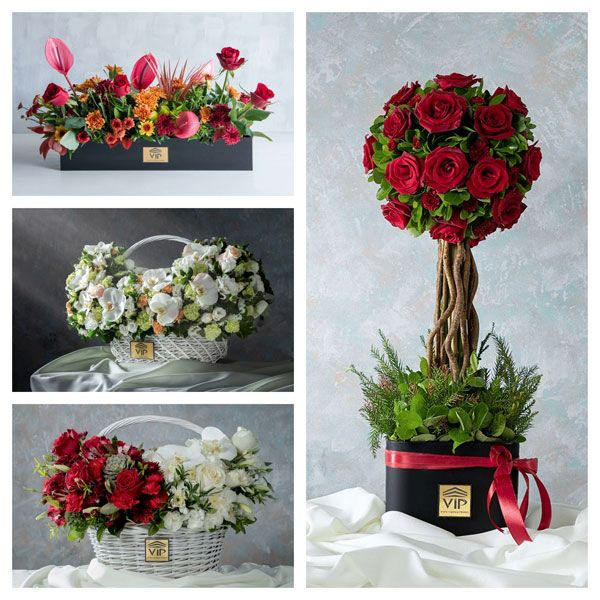 گل فروشی شبانه روزی؛ با تحویل گل درب منزل