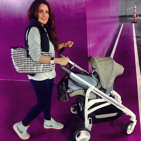 بیوگرافی آصلی تاندوغان و همسرش + عکس های جدید Asli tandogan