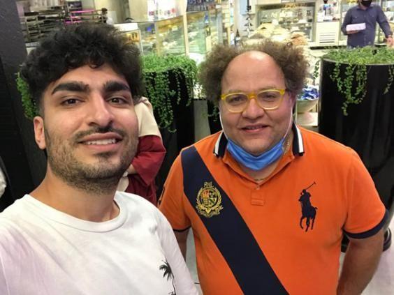 امیرحسین اشرفی Amirhossein Ashrafi نخبه و کارآفرین دیجیتال مارکتینگ