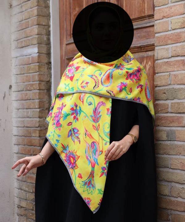 انواع مدل شال و روسری پاییزی جدید ۱۴۰۰ در بهترین تنوع رنگ ها