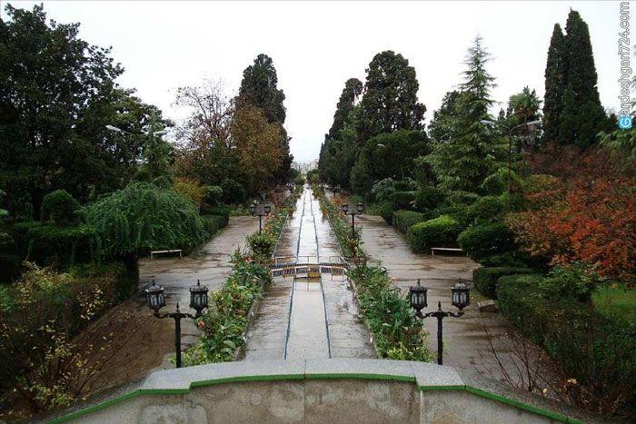 بزرگترین پارک ها و باغ های تهران