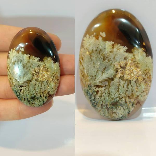 انواع زیورآلات سنگ عقیق شجر تمام دست ساز با بهترین کیفیت و قیمت