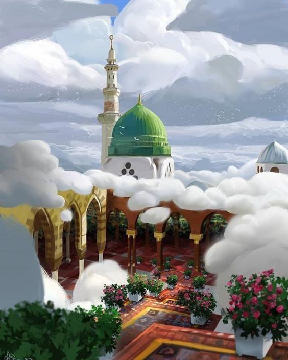 عکس و متن تبریک ولادت حضرت رسول اکرم (ص) بهترین عکس نوشته ها
