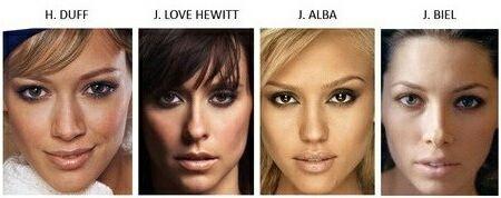 عکس های زیبا ترین زنان جهان