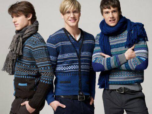 نمایش پست :6 مدل لباس مردانه مخصوص زمستان 2011