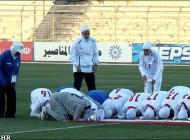 حذف شدن تیم ملی فوتبال بانوان ایران
