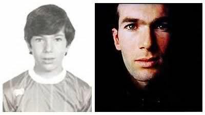 تصاویری از کودکی فوتبالیست های معروف جهان