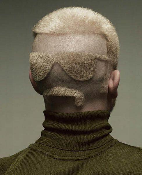 عجیب ترین مدل های موهای دنیا