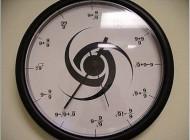 ساعتی جالبی که فقط عدد 9 دارد(عکس)