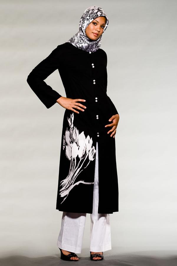 مدل های لباس زنانه اسلامی 96 – 2017